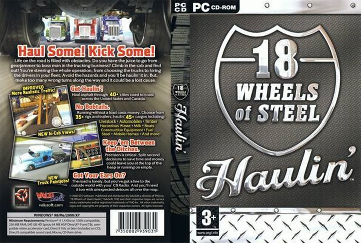 Photo of 18 WoS Haulin V1.06 Patch Free Download