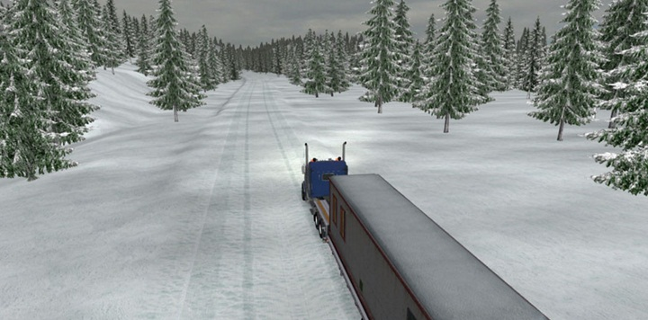 Photo of ATS – Dalton and Elliot Hwy Extreme – Winter Edition v 1.0 (1.28.X)