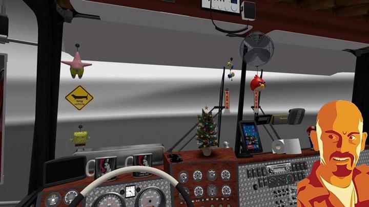 Photo of ATS – Mack Ultarliner DLC'S Addon (1.28.X)
