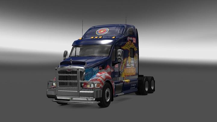 Photo of ATS – Peterbilt 387 Truck V2.0 (1.28.X)