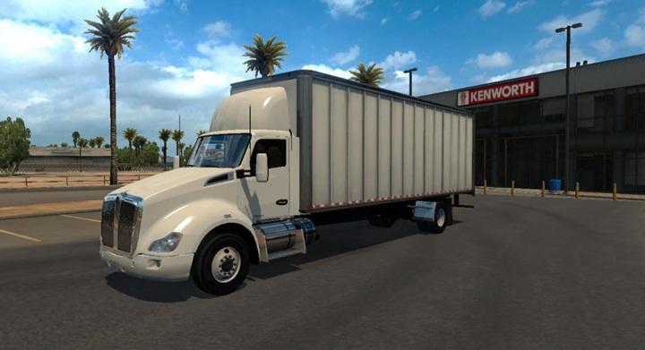 Photo of ATS – T680 Box Truck (1.28.X)