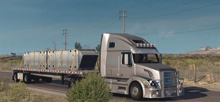 Photo of ATS – Volvo VNL 670 Truck V1.5.3 (1.28.X)