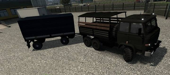 Photo of ETS 2 – F.S.C. Star 200 Truck (1.28.X)