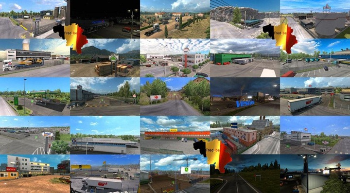 Photo of ETS 2 – New Company V1.28 for All DLC (1.28.X)
