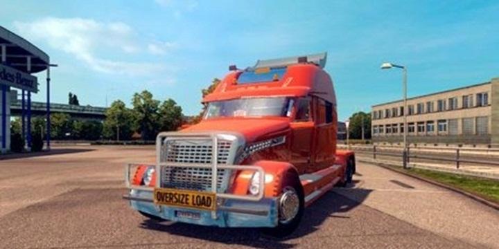 Photo of ETS 2 – Concept Truck Flight of Fantasy Truck (1.28.X)