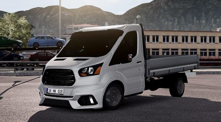 Photo of ETS 2 – Ford Transit 2016 Pickup (1.28.X)