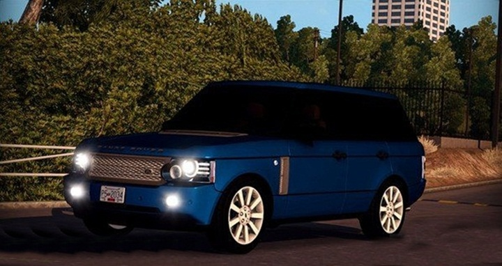 Photo of ETS 2 – Range Rover 2009 – Updated (1.28.X)