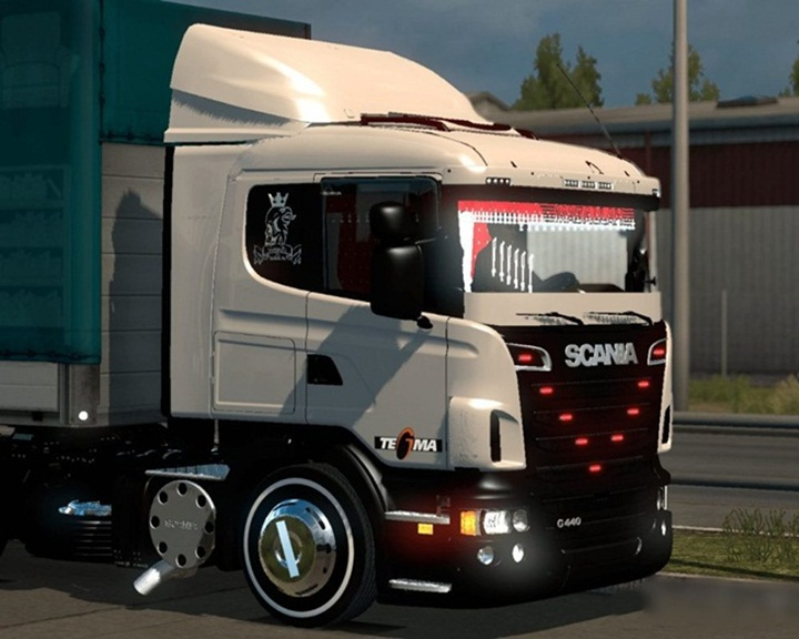 Photo of ETS 2 – Scania G Series Truck (1.28.X)