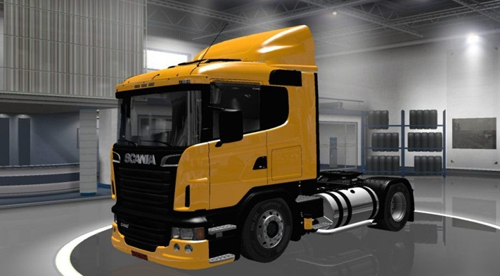 Photo of ETS 2 – Scania G440 6×4/4×2 Truck (1.28.X)