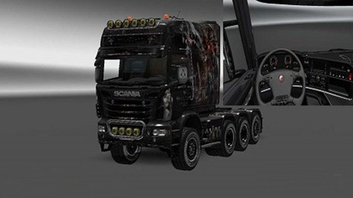 Photo of ETS 2 – Scania Offroad RS RJL V2.2.1 (1.28.X)