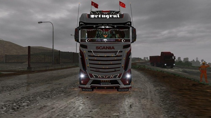 Photo of ETS 2 – Reworked Scania R1000 Truck (1.28.X)