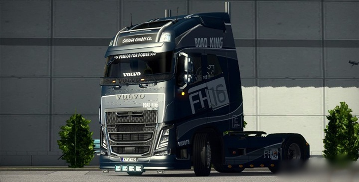 Photo of ETS 2 – Volvo FH 2012 V22.05R Truck (1.28.X)