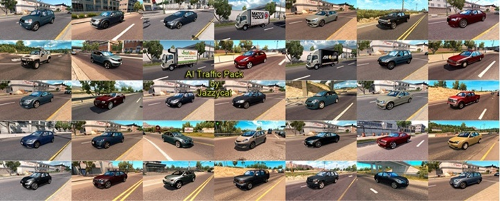Photo of ATS – AI Traffic Pack v 3.6 (1.29.X)