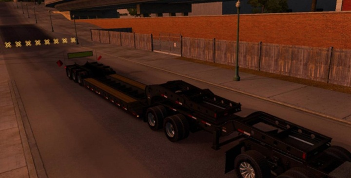 Photo of ATS – Empty All Trailer Heavy Cargo Pack (1.28.X)