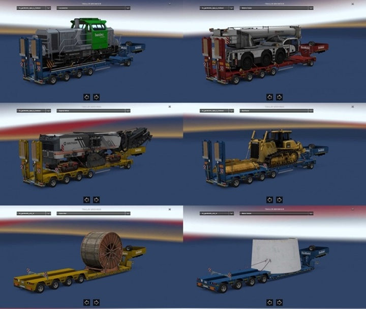 Photo of ATS – ETS2 Heavy Cargo In Mod (1.29.X)