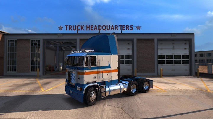Photo of ATS – Freightliner FLB Truck V1.5.1 (1.28.X)