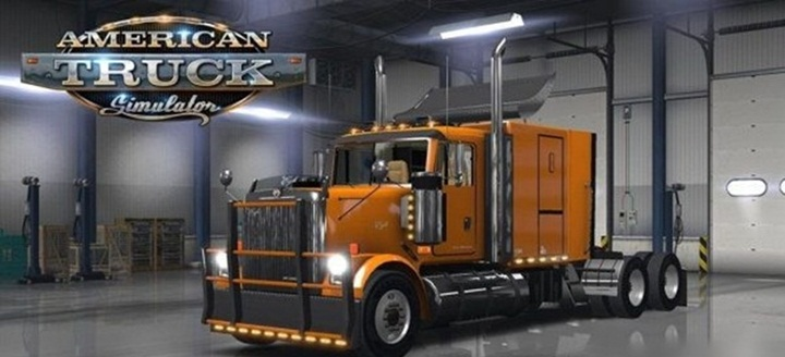 Photo of ATS – International 9300i Truck (1.29.X)