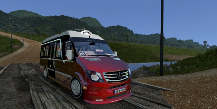 Photo of ATS – Mercedes-Benz Sprinter Mod (1.28.X)