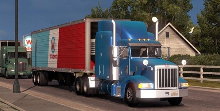 Photo of ATS – Peterbilt 377 Truck (1.28.X)