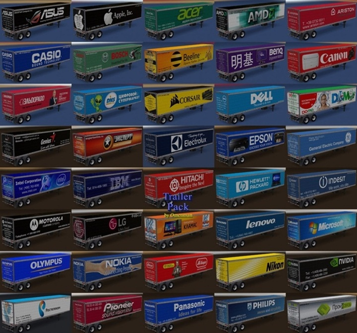 Photo of ATS – Trailer Pack Electronics v 2.0 (1.28.X)