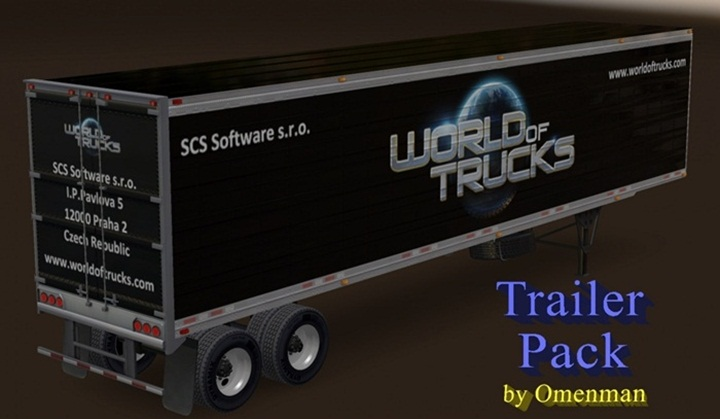 Photo of ATS – Trailer Pack Games v 1.0 (1.28.X)