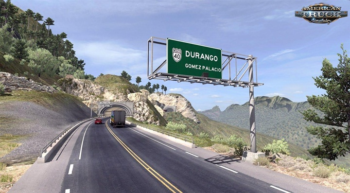 Photo of ATS – Viva México Map v 2.4 Durango (1.28.X)