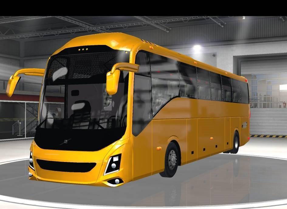 Photo of ATS – Volvo 9800 4X2 Bus Mod (1.28.X)