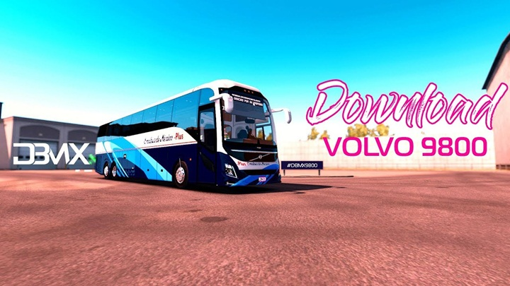 Photo of ATS – Volvo 9800 Bus Mod (1.28.X)