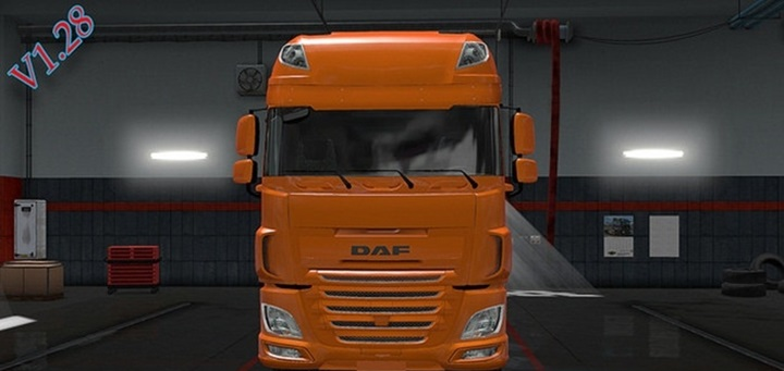 Photo of ETS 2 – Accessory Daf Euro6 | Truck SCS (1.28.X)