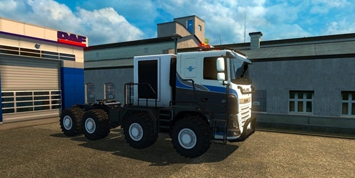 Photo of ETS 2 – DAF 106 Off-Road Truck (1.28.X)