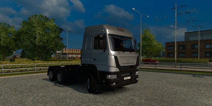 Photo of ETS 2 – MAZ 5440Е9-520-031 Truck (1.28.X)