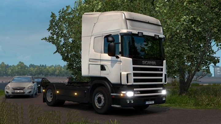 Photo of ETS 2 – Scania 4 Series Addon for RJL Scanias (1.28.X)