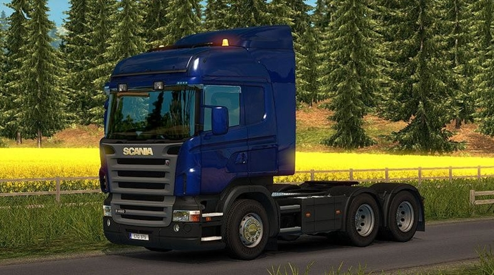 Photo of ETS 2 – Scania R & Streamline Modifications v 2.2.1 (1.28.X)