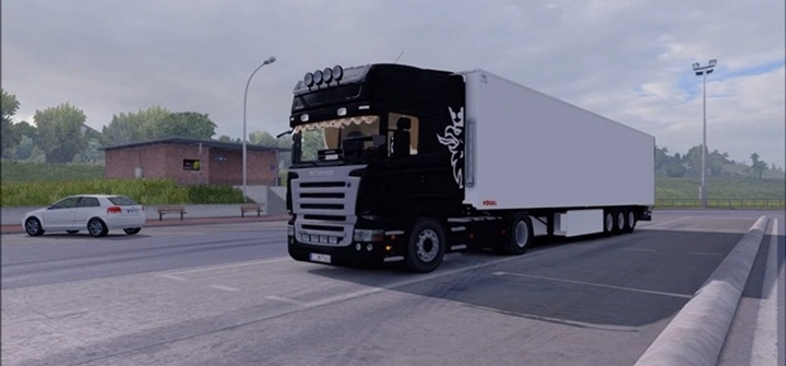 Photo of ETS 2 – Scania R500 Truck V8 (1.28.X)