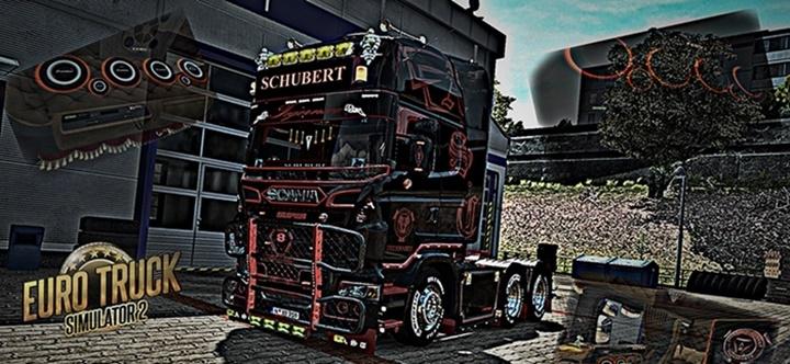 Photo of ETS 2 – Scania Schubert Truck 2.1 (1.30.X)