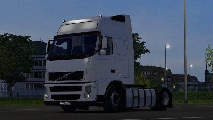 Photo of ETS 2 – Volvo FH12 440 Euro 5 Real Interior (1.28.X)