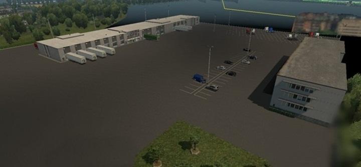 Photo of ETS 2 – Warehouse Paris (1.28.X)