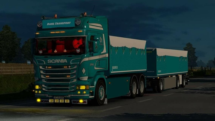 ETS 2 – Container Combo for RJL (1.30.X) | Truck Simulator ...