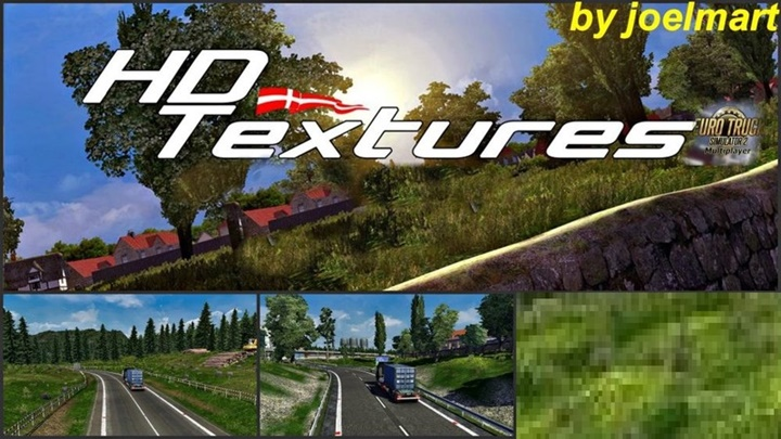 Photo of ETS 2 – More Advanced Nature Road Texture (1.30.X)