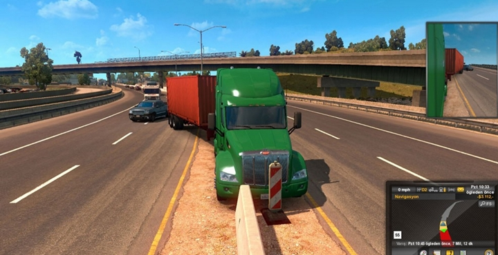 Photo of ETS 2 – No Damage and No Police Mod (1.28.X)
