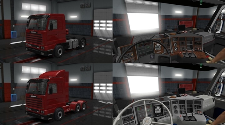 Photo of ETS 2 – Scania 3 Truck Fix and Mix (1.30.X)