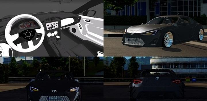 Photo of ETS 2 – Toyota GT86 Fix (1.28.X)