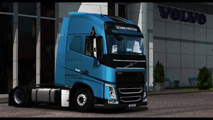 Photo of ETS 2 – Volvo FH & FH16 2012 Reworked | LowDeck (1.28.X)