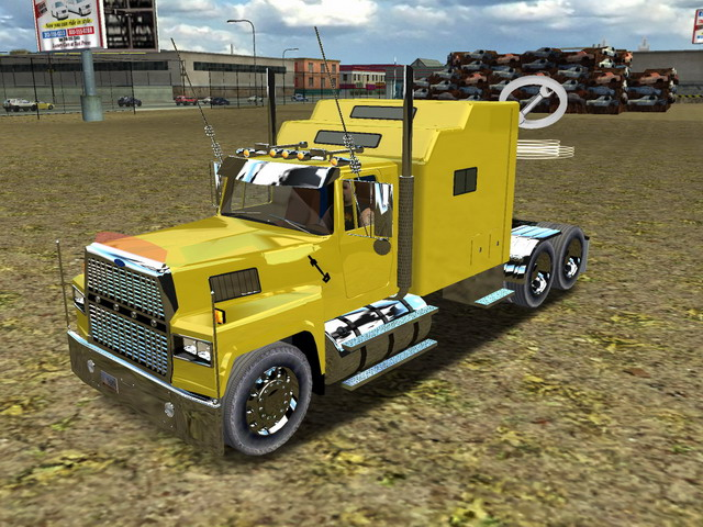 Photo of 18 Wos Haulin – Ford F9000C