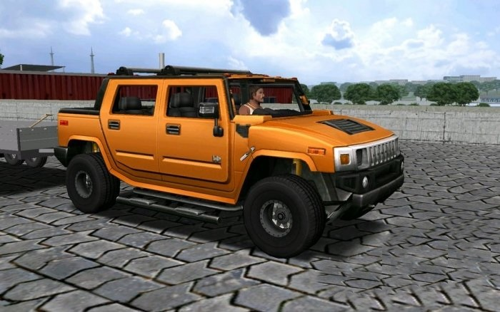 Photo of 18 Wos Haulin – Hummer 4×4 kara