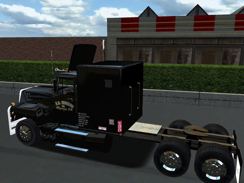 Photo of 18 Wos Haulin – Mackr RS700L Convoy