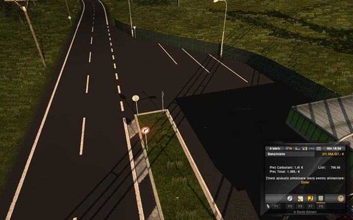 Photo of ETS 2 – New Road Texture v 1.1 (1.28.X)