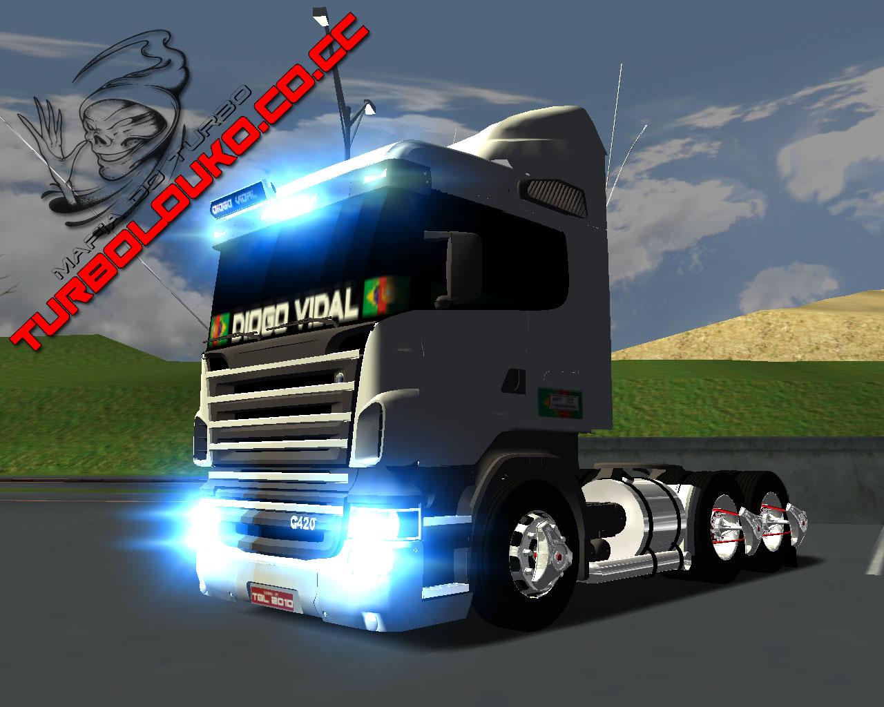 Photo of 18 WoS Haulin – Scania G420 Edit turbolouko