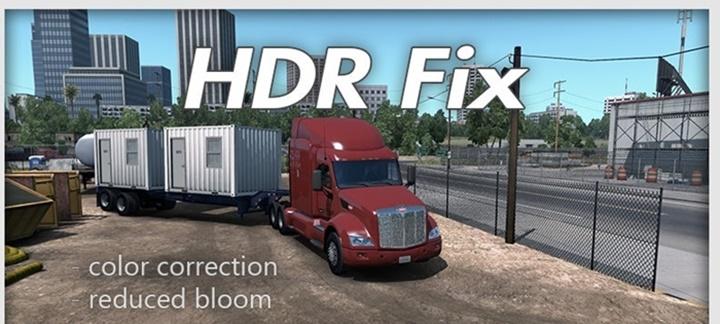 Photo of ATS – HDR Fix v 1.5 (1.29.X)