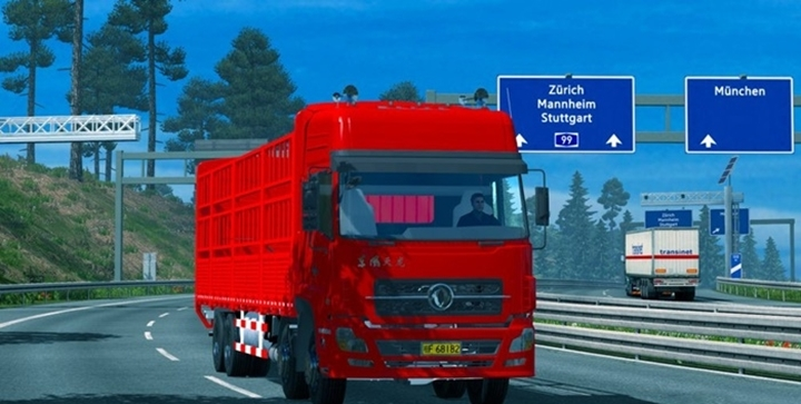 Photo of ETS 2 – Dongfeng CangZha Zixie (1.30.X)